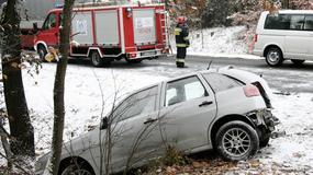 Tragiczny wypadek samochodowy