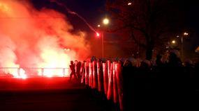 Warszawa: 199 osób formalnie zatrzymanych po zamieszkach