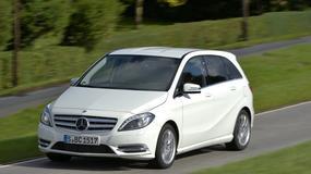 Milion chętnych na klasę B Mercedesa
