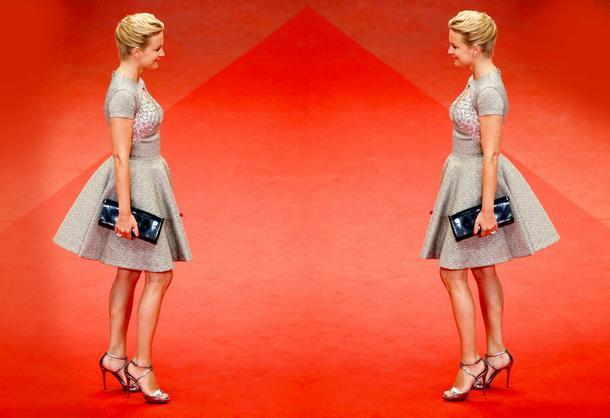 """Modowy skandal w Cannes- sandałków nie wpuszczamy!"""""""