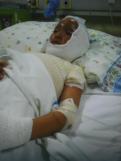 Stefan Jovanović u bolnici