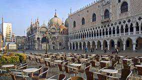 """Ile kosztuje kawa w Wenecji? 8 euro albo 20 z """"akompaniamentem zespołu muzycznego"""" czyli jak naciągają na placu św. Marka"""