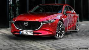 Mazda 3 - nowa generacja z nowym benzyniakiem