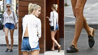 Best Look: Devon Windsor w butach  Gucci