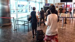 Co pasażerowie próbują wnieść na pokład samolotu
