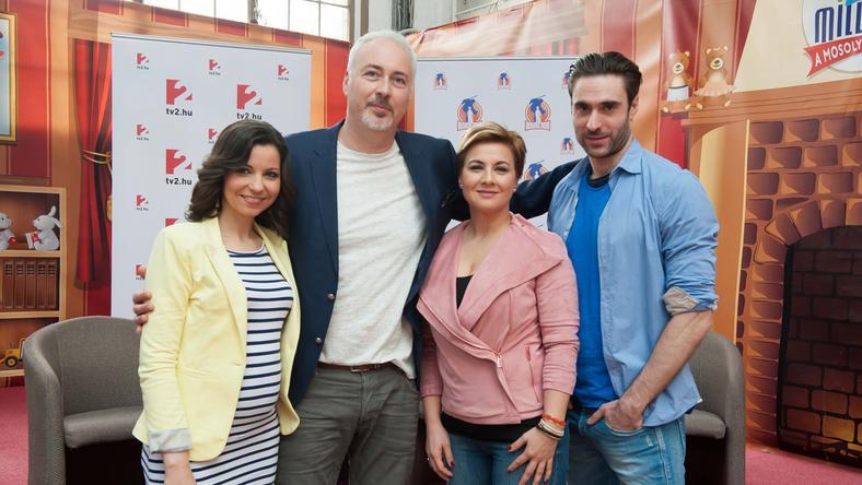 Ők lesznek a Kismenők zsűritagjai / Fotó: TV2
