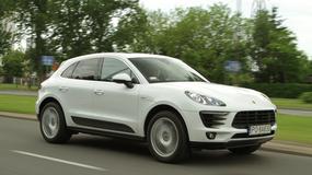 Porsche Macan diesel test