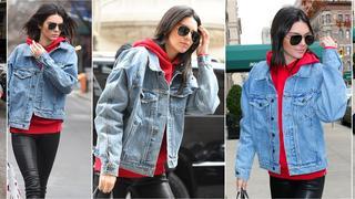 Best Look: Kendall Jenner w kurtce Fear of God