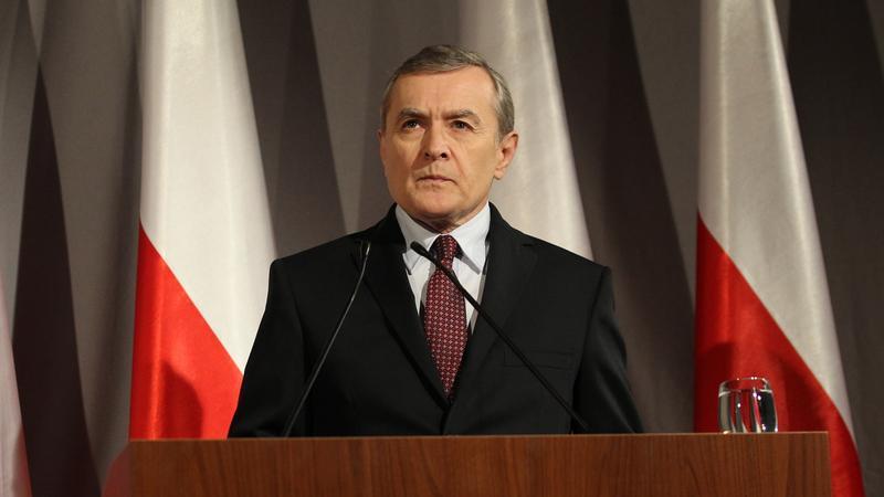 prof. Piotr Gliński, fot. PAP/Radek Pietruszka