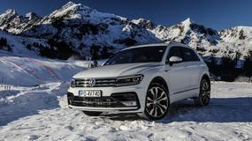 Volkswagen Tiguan 2.0 TDI 4Motion - śladami Jamesa Bonda po Alpach