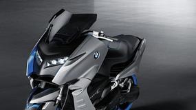 BMW powraca z nowym, luksusowym skuterem