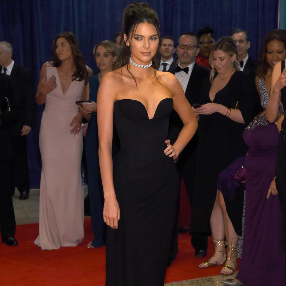 Kendall Jenner w sukni Vivienne Westwood