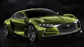Genewa 2016: DS E-Tense, czyli elektryczne auto przyszłości