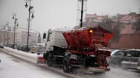 Polska pod śniegiem