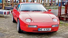 Porsche 928 Clubsport - sportowiec bez tłuszczyku