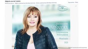 Fani Kamila Bednarka rozczarowani; Zdzisława Sośnicka powraca z nową płytą - flesz muzyczny