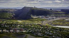 Kiruna - przeprowadzka arktycznego miasta w Szwecji