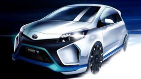Toyota Yaris Hybrid-R - rasowy maluch z napędem 4x4
