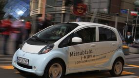 Mitsubishi i-MiEV: czyli, podróż w poszukiwaniu gniazdka