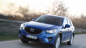 Nowa Mazda CX-5 wkrótce w salonach (ceny)