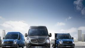 Odmłodzony Mercedes-Benz Sprinter