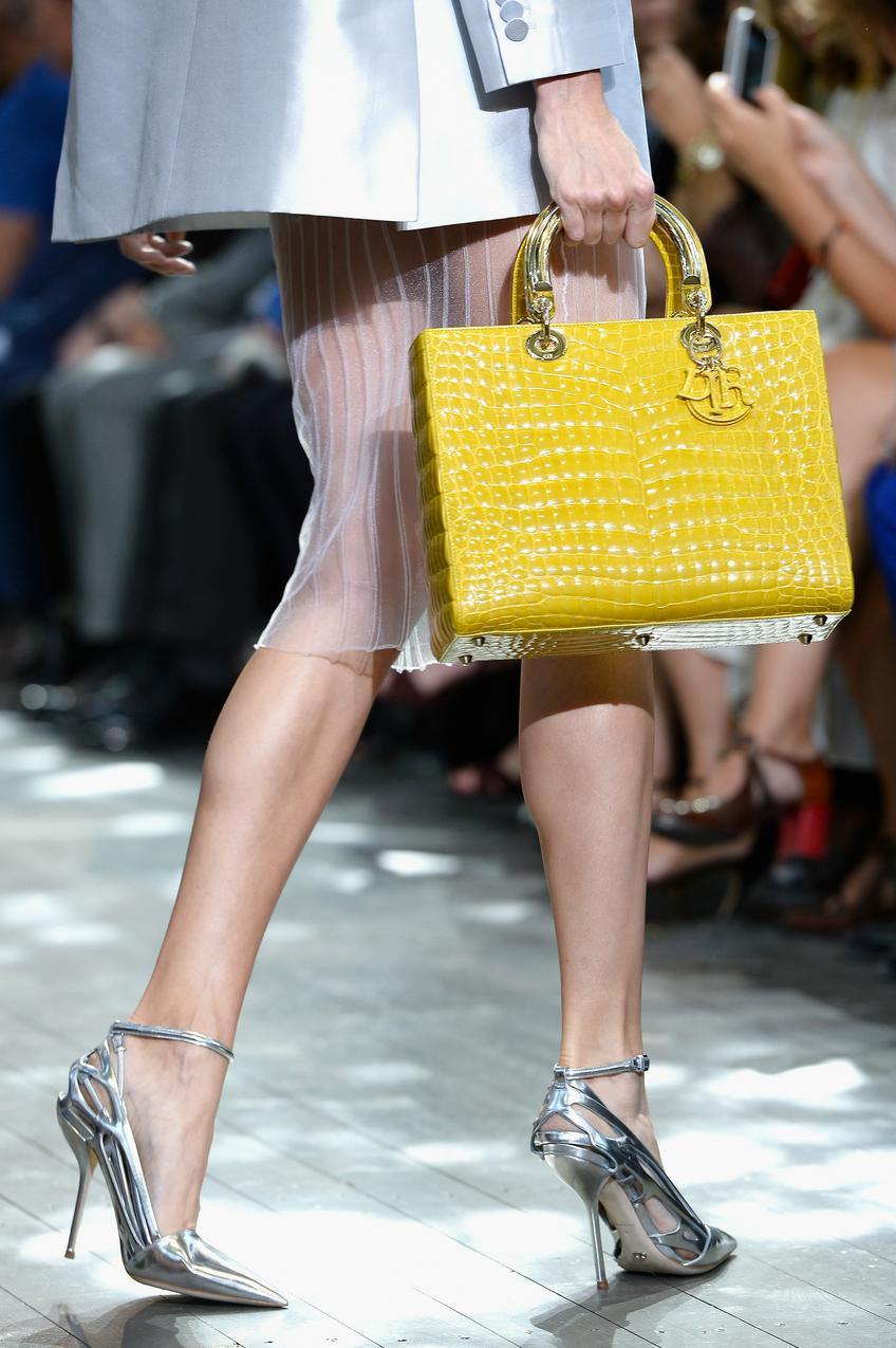 Christian Dior: Runway - Paris Fashion Week Womenswear / Getty Images
