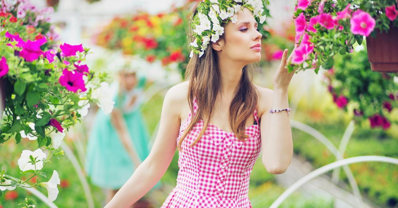 sukienka idealna na lato