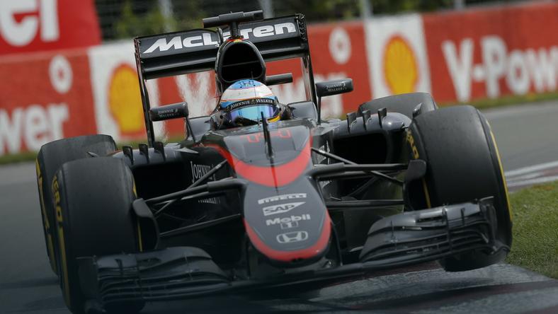 Bolid Fernando Alonso