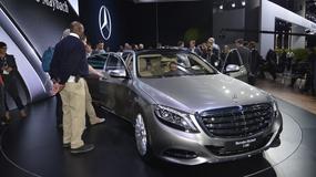 Maybach-Mercedes klasy S za 134 tys. euro