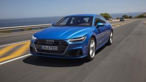 Audi A7 Sportback - dynamiczny elegant