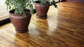 Pielęgnacja drewnianej podłogi