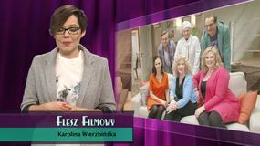 """""""Słodkie życie"""", nowy serial w TVP; """"Pod mocnym aniołem"""" wciąż rządzi w polskich kinach - Flesz Filmowy"""