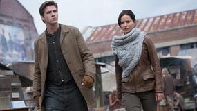 """""""Igrzyska śmierci: W pierścieniu ognia"""": Katniss między Peetą a Gale'em"""