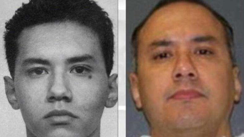 Gustavo Garcia a letartóztatásakor, 1990-ben (balra) és idén (jobbra) /Fotó: YouTube