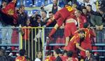 Crnogorci slavili uspeh fudbalera do jutra