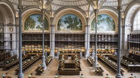 """Po 7 latach renowacji """"Kompleks Richelieu"""" otworzył swe drzwi dla czytelników"""