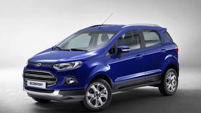 Ford EcoSport – 300 zmian w wersji europejskiej