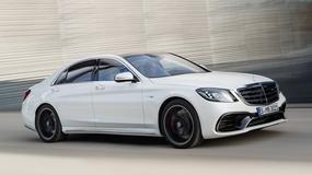 Najnowszy Mercedes klasy S po faceliftingu