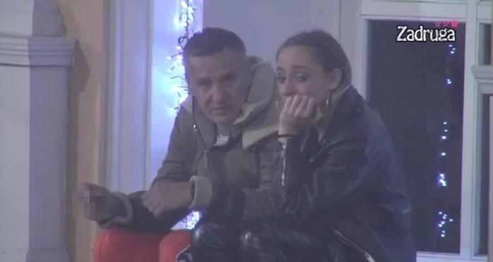 Gagi i Luna zajedno plakali: Emocije ih savladale!