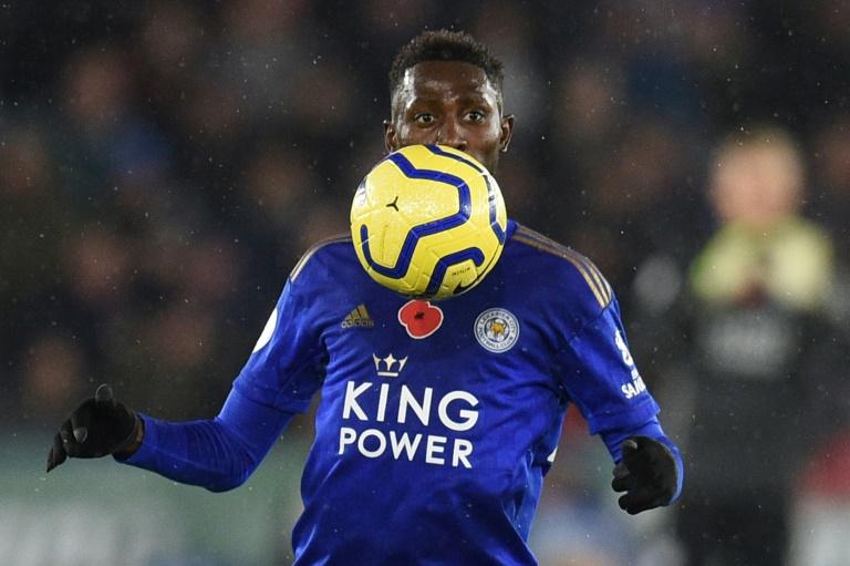 Ndidi has made 20 league appearances for Leicester City so far this season
