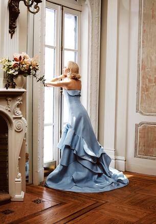 O tym się mówi: Wnuczka Grace Kelly w Harper's Bazaar
