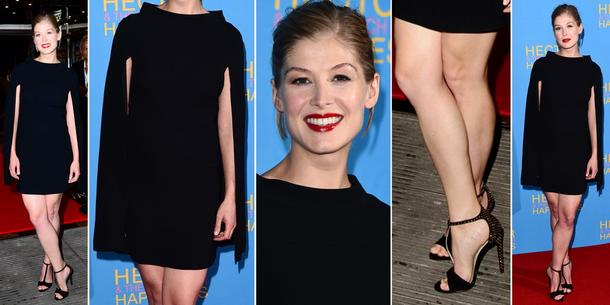 Best Look: Rosamund Pike w CO