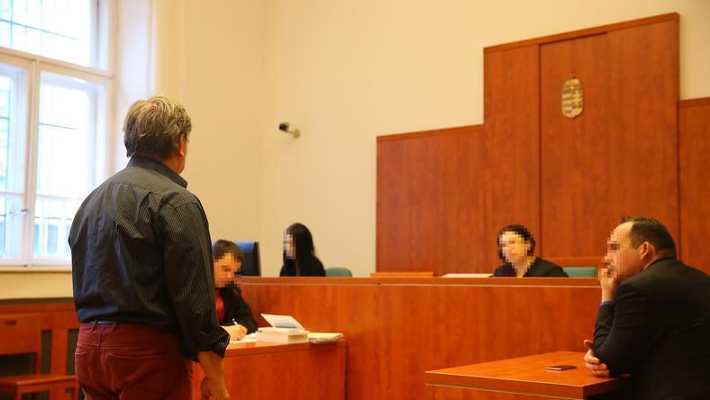 Gyabronka József a bíróság előtt elismerte, hogy ittasan ült volán mögé, de kérte, vegyék figyelembe az enyhítő körülményeket / Fotó: Pozsonyi Zita