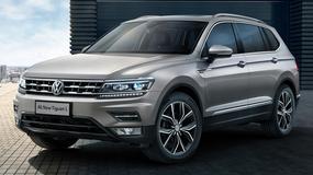 Volkswagen Tiguan Allspace – więcej przestrzeni