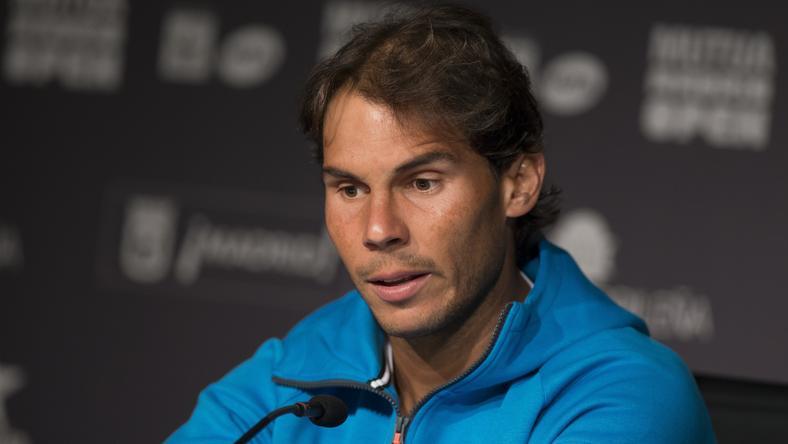 Nadalnak teljesen jogosan elege lett a rágalmakból /Fotó: AFP