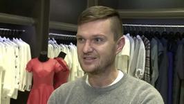 Maciej Zień jak Dior i Chanel