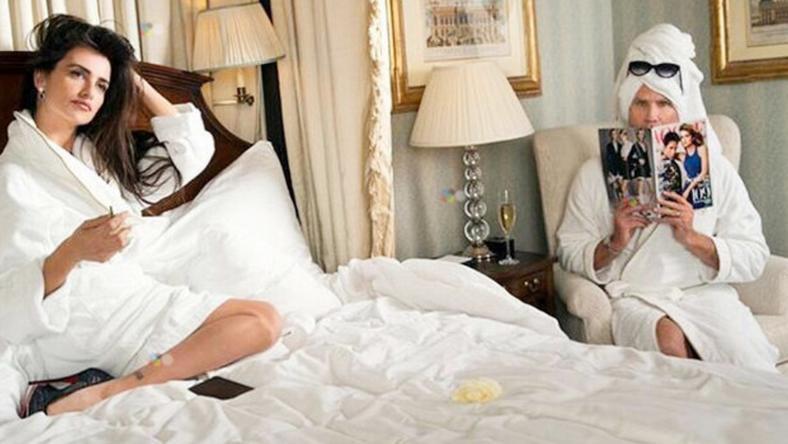 Penélope Cruz február végén érkezik Magyarországra, szerepe szerint színésznőt alakít majd / Fotó: Profitmedia-Reddot