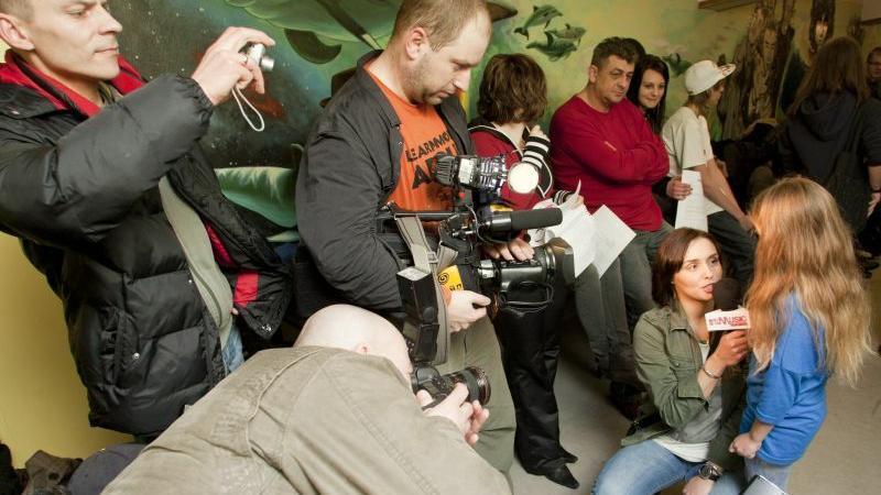 Zdjęcia z castingu