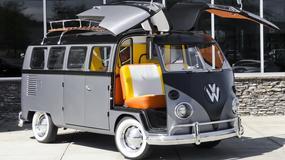 """Volkswagen T1 w wersji """"Powrót do przyszłości"""" na sprzedaż"""