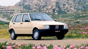 Legendy europejskiej motoryzacji - Fiat Uno